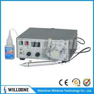 China Silver Color Automatic Glue Dispenser Electric Driven 188 X 168 X 88mm wholesale