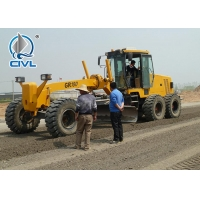 China New Xcmg Motor Graders 100/2200kw/Rpm 8015×2380×3050mm 5,13,30km/H With Front Blade And Rear Rippers wholesale