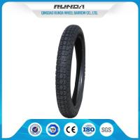 China Low Loise Tricycle Rubber Tires2.75-14 TT 35%-55% Rubber Content SGS Certificate wholesale