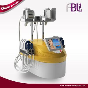 China Portable Cryolipolysis Multifunctional Slimming Device Vacuum Roller Lipo Laser wholesale