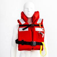 China Polyester Material Sea Life Jackets 150N Buoyancy Various Size For Children wholesale