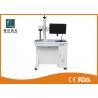 China Laser pulsado del laser de la máquina de fibra óptica de la marca para la botella/el teclado plásticos wholesale