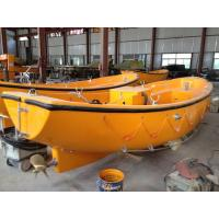 Buy cheap 10-50 Person Open Type FRP Life Boat/rescue boat ABS/BV/DNV/CCS approved from wholesalers