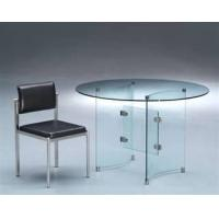 China 3 - 19mm toughened safety glass table with 3000 * 8000mm of max specification wholesale