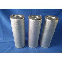 China Bayonet design 160mm X 405mm Activated Carbon Air Filter Cylinder Cartridge For HVAC Air Handling System on sale