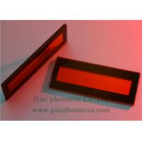 China Custom Uncoated Square B270 / Visible Windows / Protective Optical Window Lenses wholesale