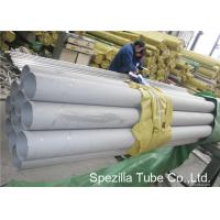 China Bevelled Ends ASTM A312 TP304 Large Diameter Stainless Steel Pipe Schedule 40 X OD 20'' on sale