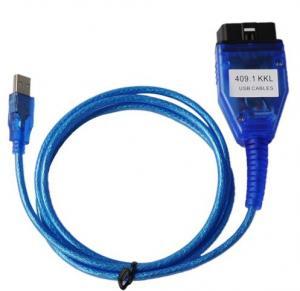 China Volkswagen VAG Diagnostic Tool USB KKL VAG COM 409 For VAG OBD2 Scanner wholesale