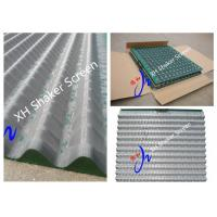 China PMD Completely Replacement Shaker Screen , Oil Vibrating Sieving Mesh wholesale