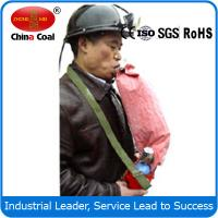 China AT STOCK,good price coal mine self-rescuer breathing apparatus wholesale
