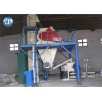 China Semi Automatic Ceramic Tile Dry Mixing Equipment For Building Materials on sale