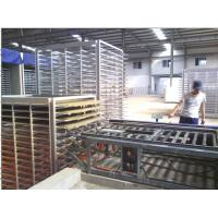 China Fully Auto Mixing System Water Proof Sandwich Panel Gypsum Board Production Line wholesale