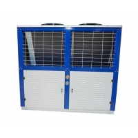 China 200L Glycol Recirculating Water Cooled Water Chiller  Low Temperature wholesale