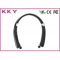 China Wireless Bluetooth 4.0 Headset with Sleek Design and Comfortable Fit for Smartphone wholesale