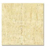 China 9 - 10mm Square Polished Glazed Porcelain Floor Tiles , Small Water Absorption wholesale