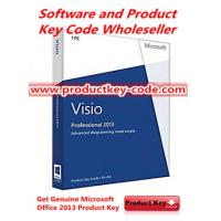 China Visio Professional Microsoft Office 2013 Product Key Codes, Genuine Office 2013 Product Key Online 1 PC - Download wholesale