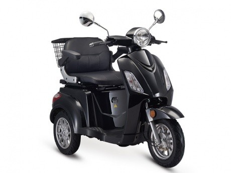 Quality 800W Power Three Wheel Mobility Electric Scooter 60V 20Ah Lead Acid Battery for sale