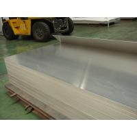 China High Precision Aluminum Heat Transfer Sheet With Alloy 1050 Mill Finish Surface wholesale