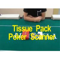 China Tissue Packing Poker Analyzer Poker Playing Cards Barcodes Scanner wholesale