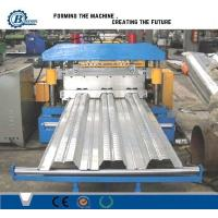 China CE Approval Hydraulic Forming Machine Steel Floor Deck Roll Forming Machinery wholesale