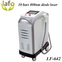 China 10 bars 808nm diode laser hair removal machine/ professional laser hair removal machines for sale wholesale