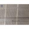 China 1220*2440mm Decorative Aluminum Perforated Sheet Oval Hole Shaped Custom wholesale