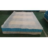 China Pocket  Spring  Unit with non woven fabric cover for mattress in double size wholesale