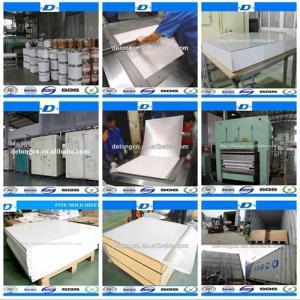 China plastic ptfe sheet china manufactory wholesale