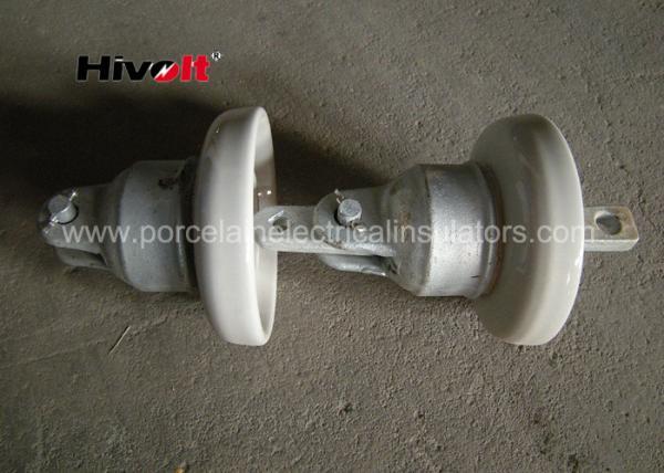Quality O multi isolador de suspensão da porcelana da cor/linha aérea isoladores para a terra alinha for sale