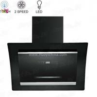 China Automatic Open,2 Speed ,Finger Touch Kitchen Range Hoods wholesale