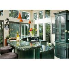 China Italian Carrara Natural Granite Bar Countertops / Stone Kitchen Worktops wholesale