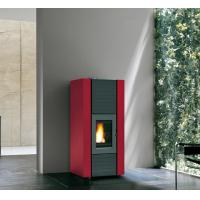 China Environmentally Friendly Wood Pellet Boiler Stove With 70L Water Tank  wholesale