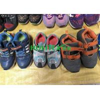 China Fashionable Second Hand Sports Shoes , Used Athletic Shoes For Kids Playing wholesale