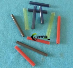 China colorful quartz tubes,quartz tubing wholesale