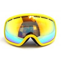 China Detachable Double Lens Snow Ski Goggles Anti Fog UV Protection OTG Helmet Compatible wholesale