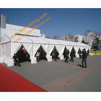China 6m Width Trade Fair Tent Aluminum Event  Marquee Party Fire Retardant  Heavy Duty Tents wholesale
