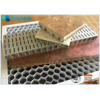 Buy cheap Durable Flame Resistant Honeycomb Material Aluminum For Heater Lattice Grid from wholesalers