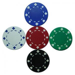 China Dublin Hotel Free Poker Chip wholesale