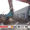China Pulverizer hydraulique de démolition de pinces de pulverizer de BEIYI BY-HC200/250 concretefactory au bauma 2016 wholesale