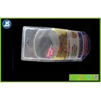 China PET Blister Packaging Tray With PVC / Transparent Cosmetic PP Tray on sale