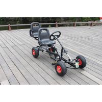 China Black four wheels go karts for 5-14years old wholesale