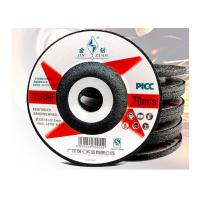 China 13370 Rpm Resin Grinding Wheel , 100 Angle Polishing Disc For Grinder on sale