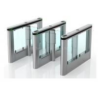 China Optical Turnstiles Speed Gates, Security Entrence Turnstile Swing Barrier on sale