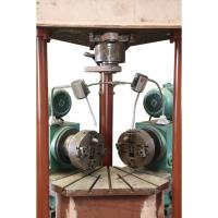 China Pressure 7Mpa Elbow Beveling Machine Processing Size 22-32 Clamping Type Hydraulic wholesale