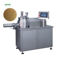 China High Efficiency Super Mixer Wet Granulator Machine For Pharmaceutical on sale