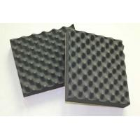 China Soft High Density Black Acoustic Insulation Foam Customized EPDM Acoustical Foam wholesale