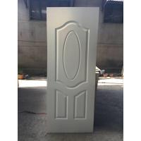 China Size 640-950*2150mm, White Primer HDF Door Skin , Environmental Friendly, Model 4 wholesale