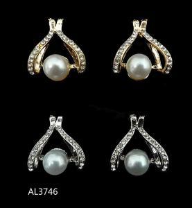 China 2014 new handmade fashion pearl Bridal/Wedding Stud Earring Earring Accessories Wholesale wholesale