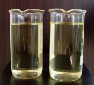 China Epoxy Fatty Acid Methyl Ester Light Yellow Oily Liquid ForPvcCling Film on sale