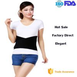 China Sport Adjustable Abdominal Neoprene Waist Belt Convenient Wear Fixed Firmly wholesale